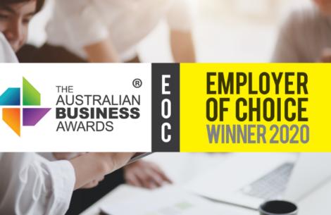 ABA100 Employer of Choice